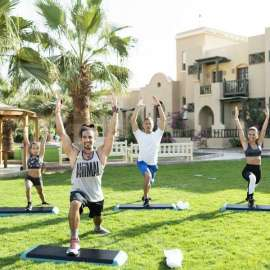 Rihana-Resort-Inn-Animation-outdoor-workout