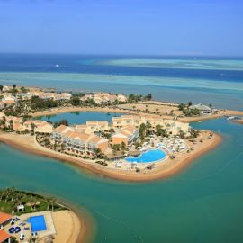 Mövenpick-El-Gouna-Red-Sea-Aerial-View