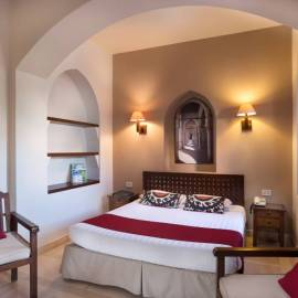 Sultan-Bey-Hotel-El-Gouna-Garden-View-Room-King-bed