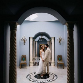 La-maison-bleue-El Gouna-Red-Sea-couple-wedding