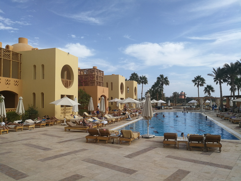 Hotel in el Gouna Steigenberger Golf Resort