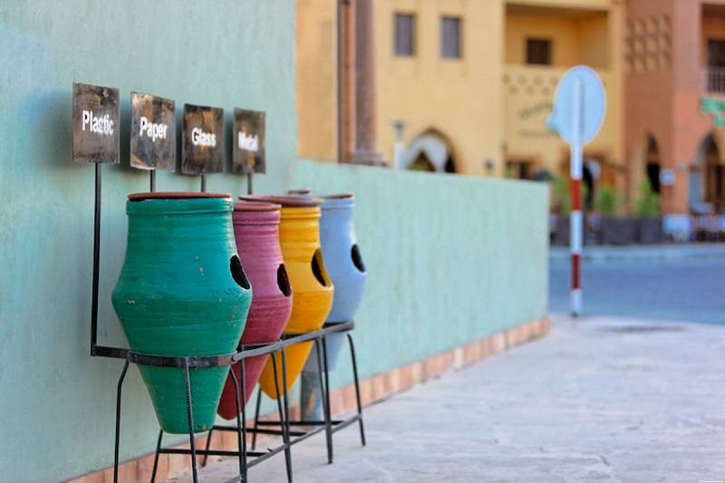 El-gouna-egypt-recycling