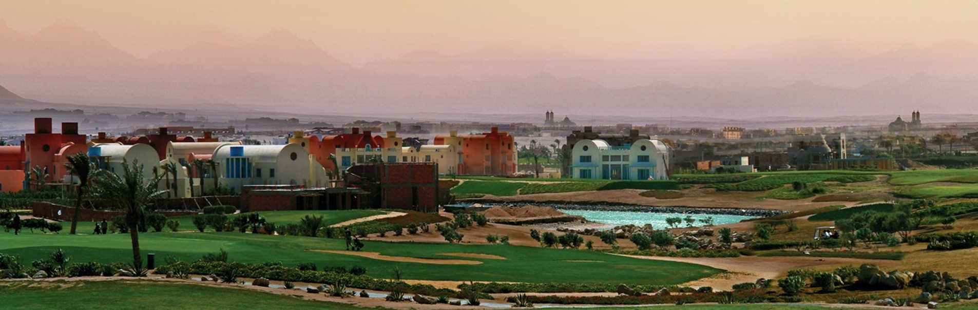 El Gouna is #1 Green Town in Egypt