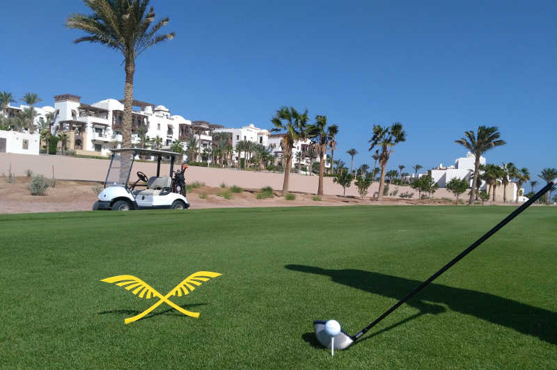 Ancient sands Golf Resort Golf course el gouna
