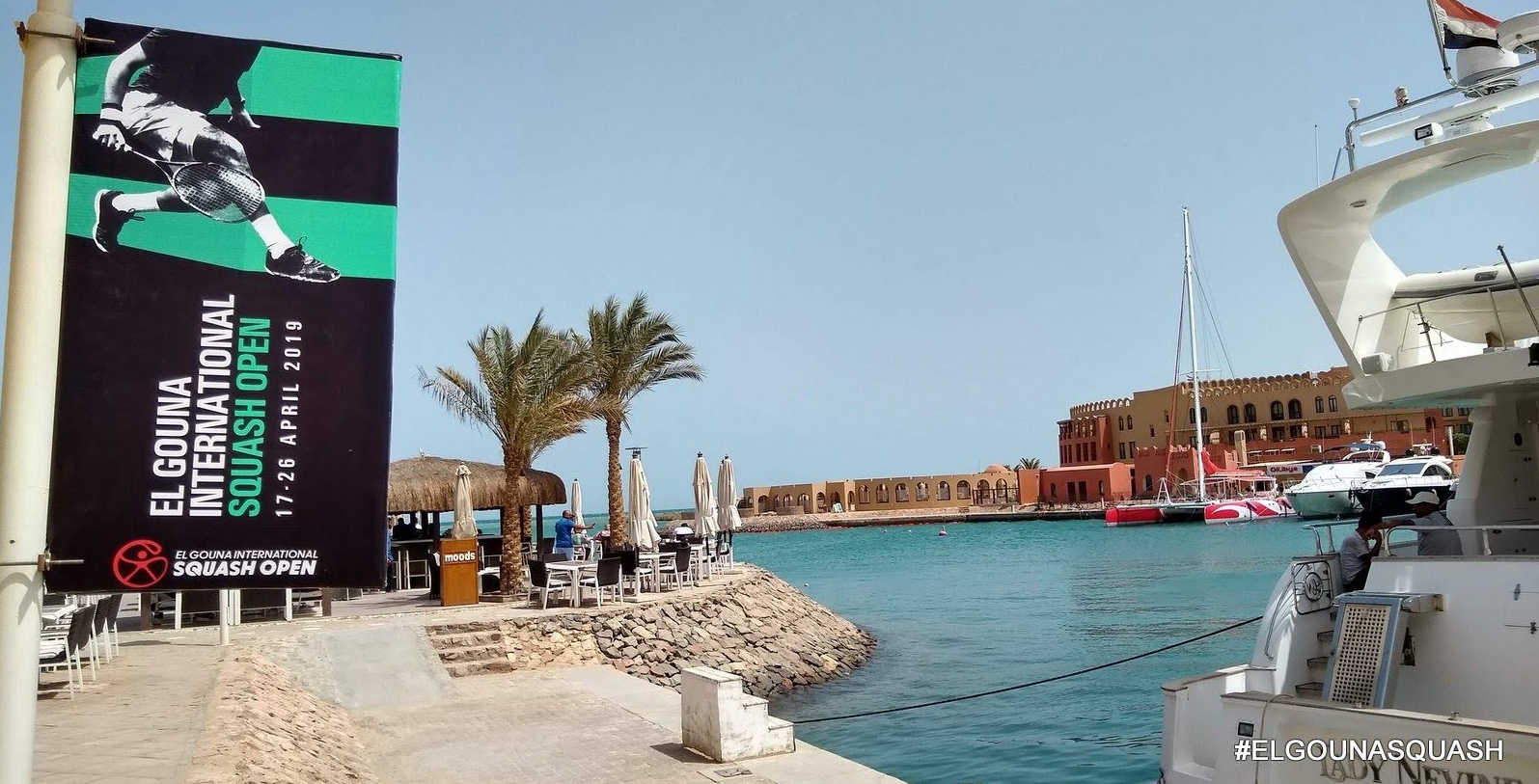 El Gouna Events in April: Jam-packed activities for all!