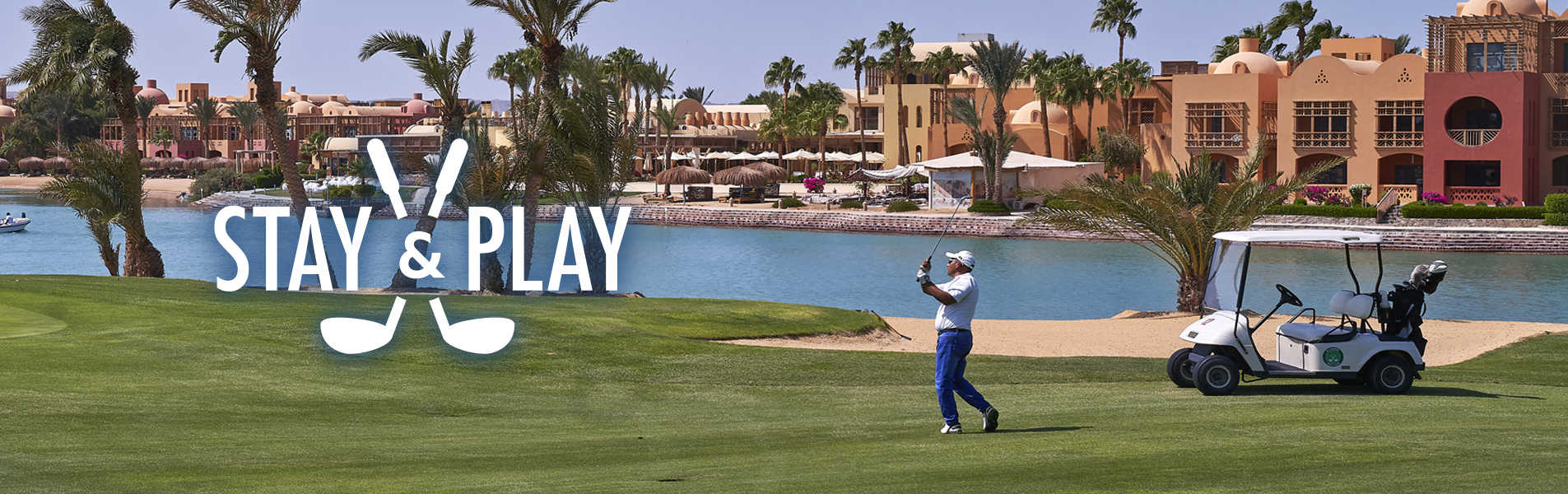golf package at el gouna golf club in steigenberger golf resort el gouna