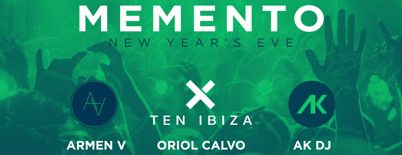 new year's party at Cook's Club El Gouna Hotel with  DJs Oriol Calvo, Armen V and AK