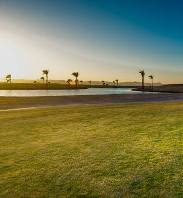 Discover These Beautiful Golf Courses In The Town Of El Gouna